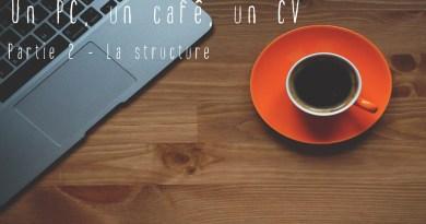 Partie 2 Un PC, un café, un CV