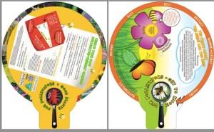 Pollinator Wheel