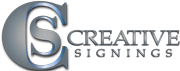 Creative Signings