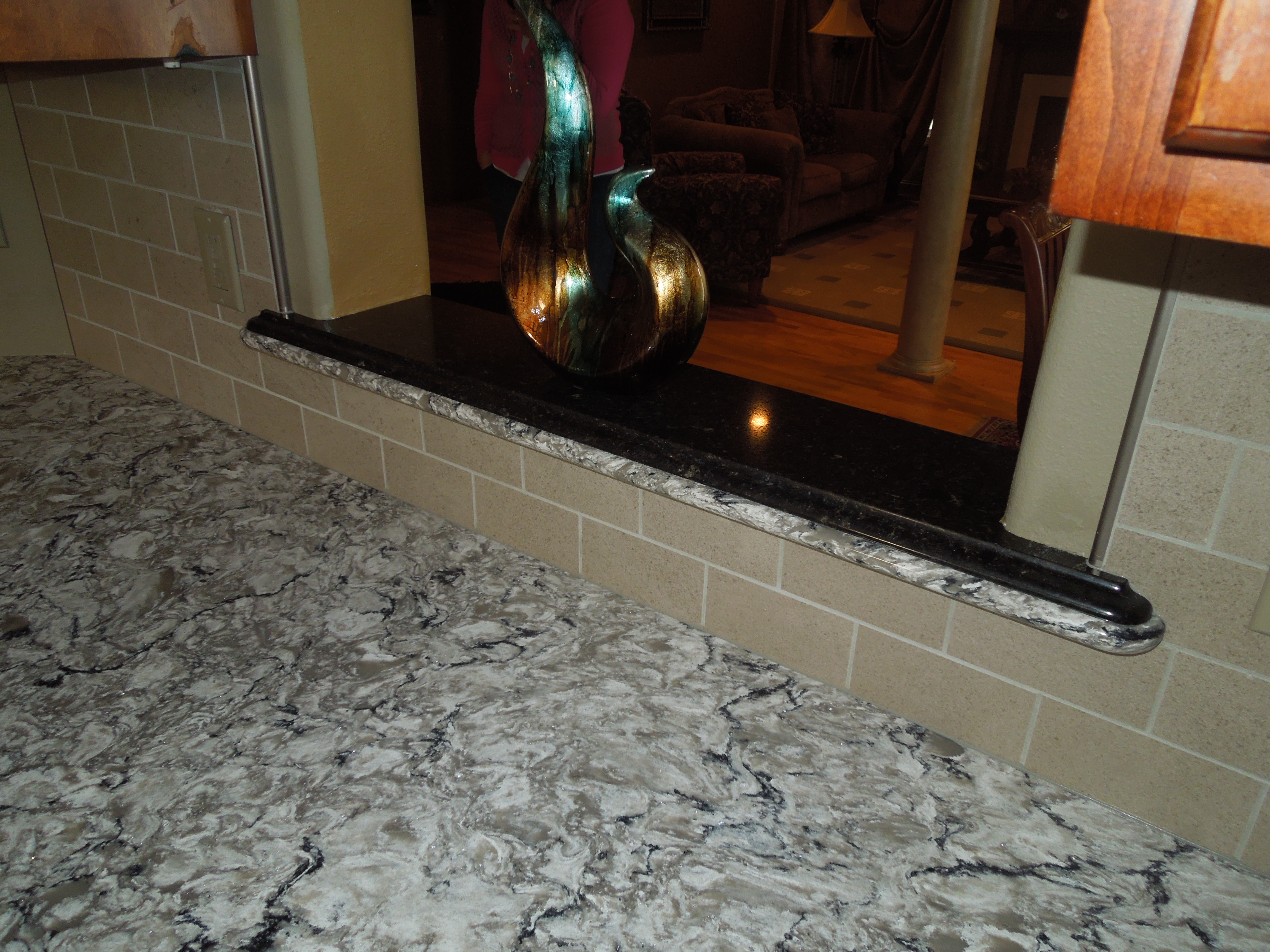 Cambria Blackwood Featured In Home Ideas