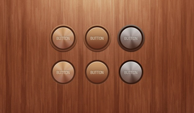 Buttons 40+ Free Web Elements