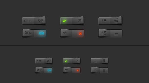 switches again by shegystudio d3fpsk2 e1359533342870 40+ Free Web Elements