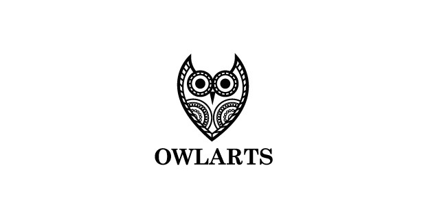 owl logo 3 35 Owl Logo designs For Your Inspiration