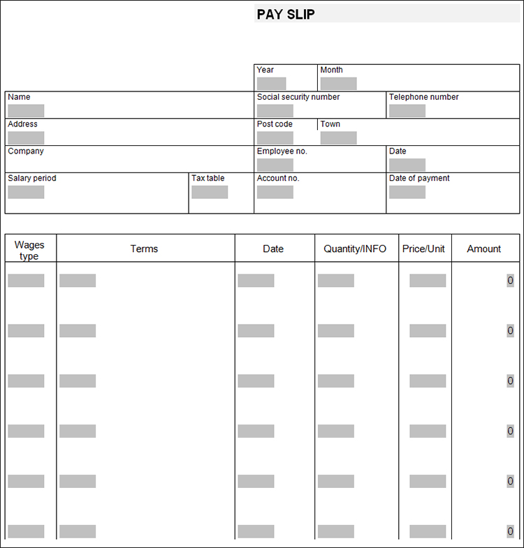 10 corrective action plan templates to download for free 7 – Payslip Templates