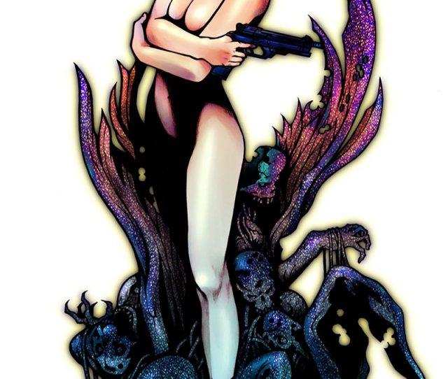 Aya Brea Nude Art
