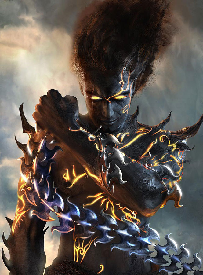 Dark Prince Art Prince Of Persia The Two Thrones Art