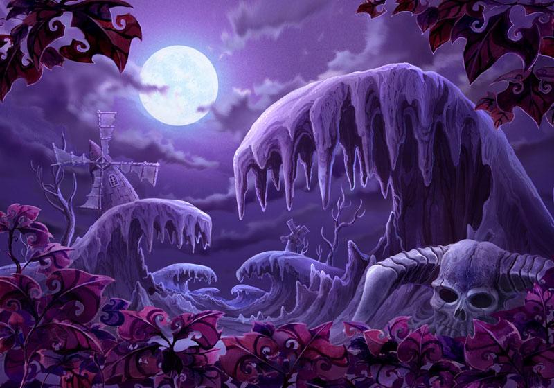 Netherworld Art Disgaea 2 Cursed Memories Art Gallery
