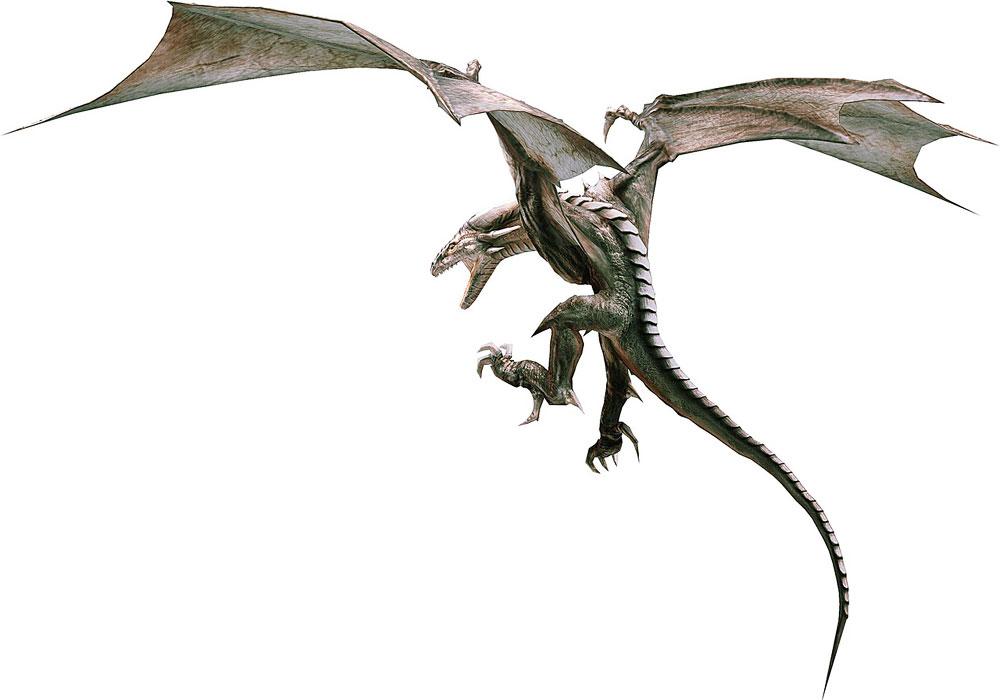 Dragon Render Characters Amp Art Divinity Ii Ego Draconis