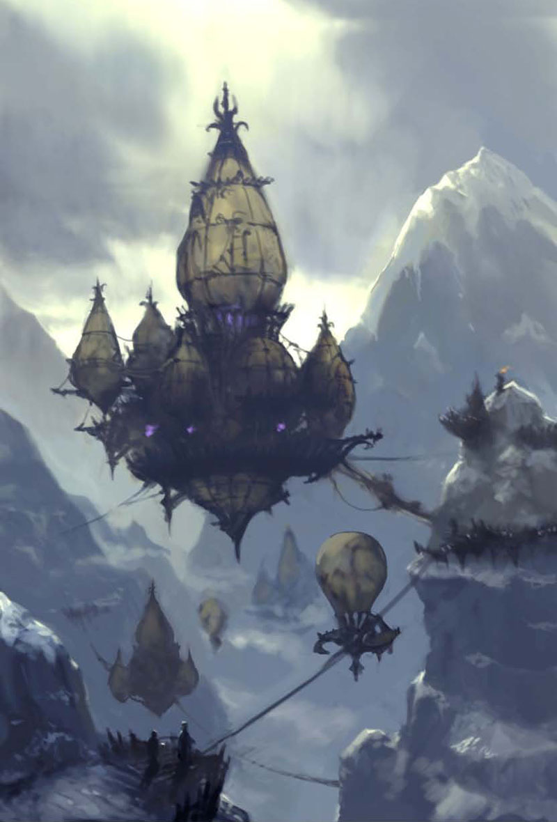 Ixal Lands Characters Amp Art Final Fantasy XIV A Realm