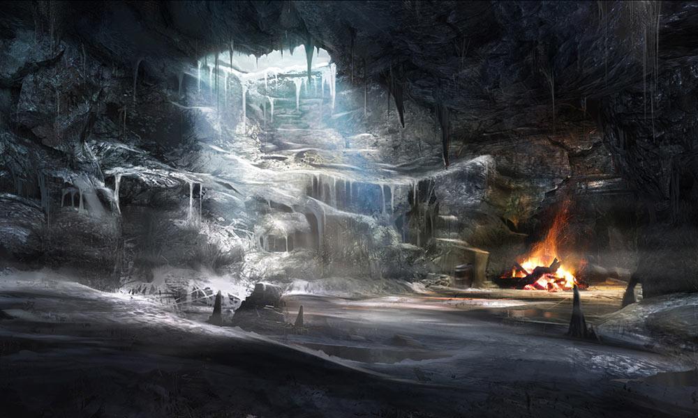 Cave Art Game Of Thrones Art Gallery