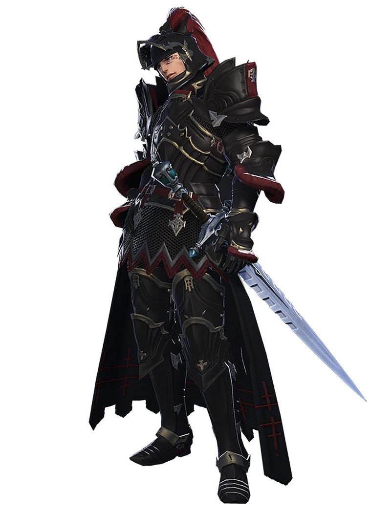 Paladin Render Characters Amp Art Final Fantasy XIV Heavensward