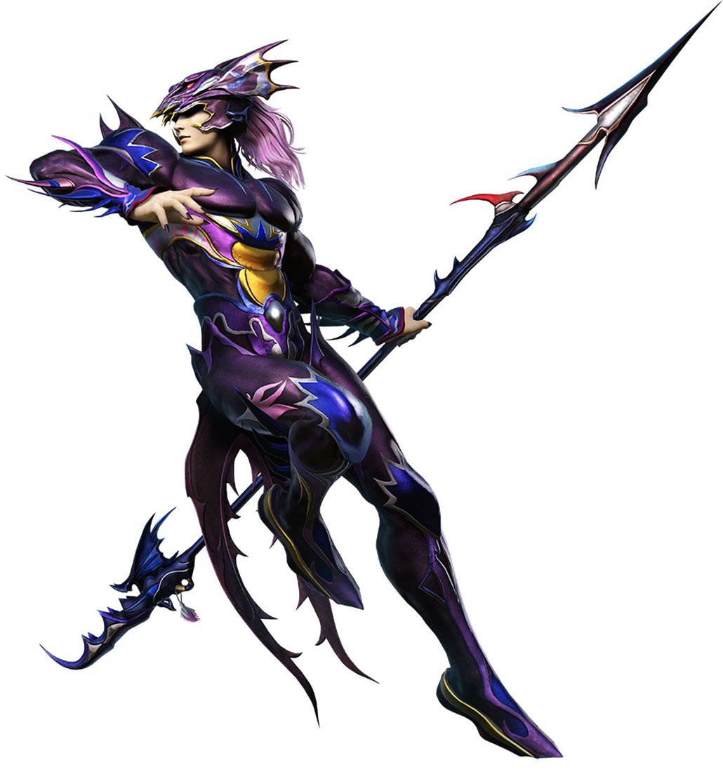 Kain Highwind Characters Amp Art Dissidia Final Fantasy NT