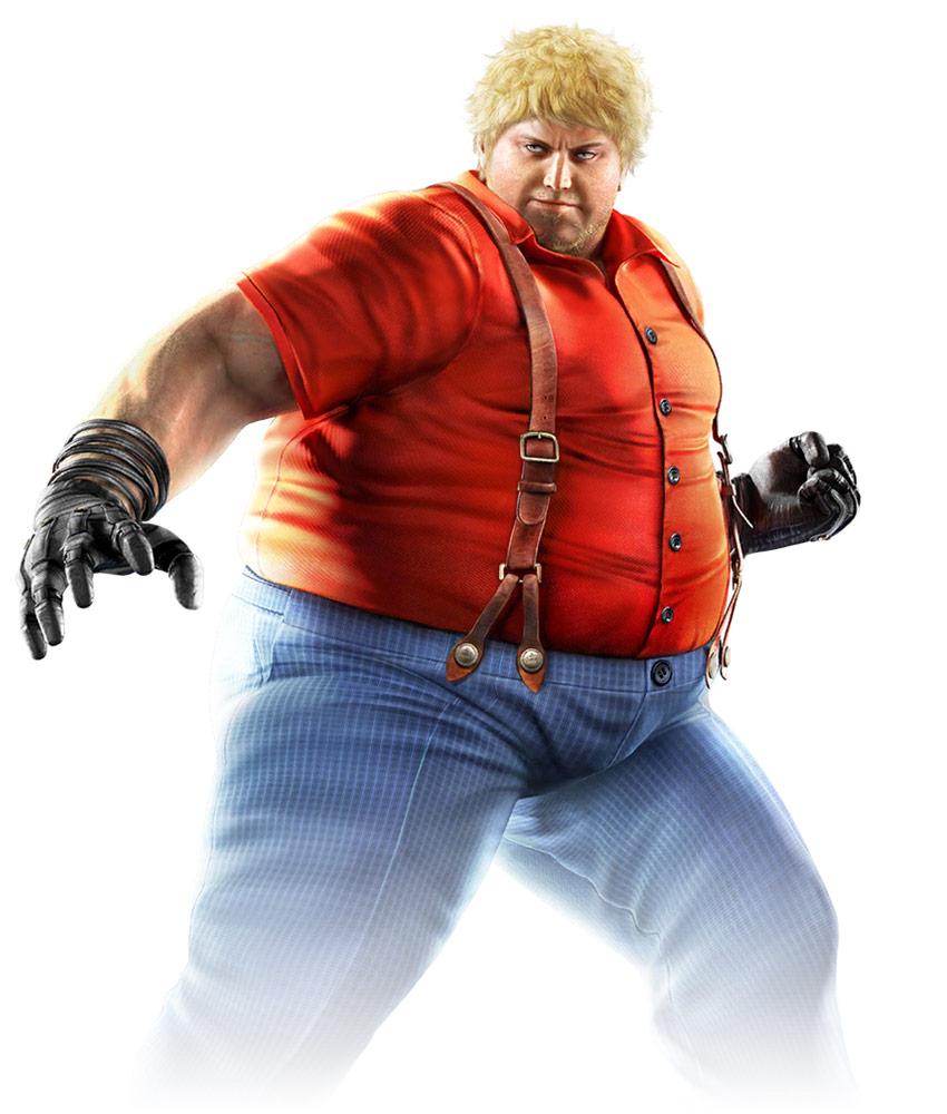 Robert Bob Richards Characters Amp Art Tekken Mobile