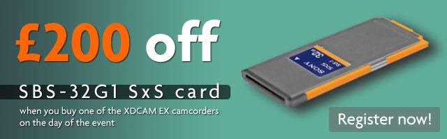 SXS Card