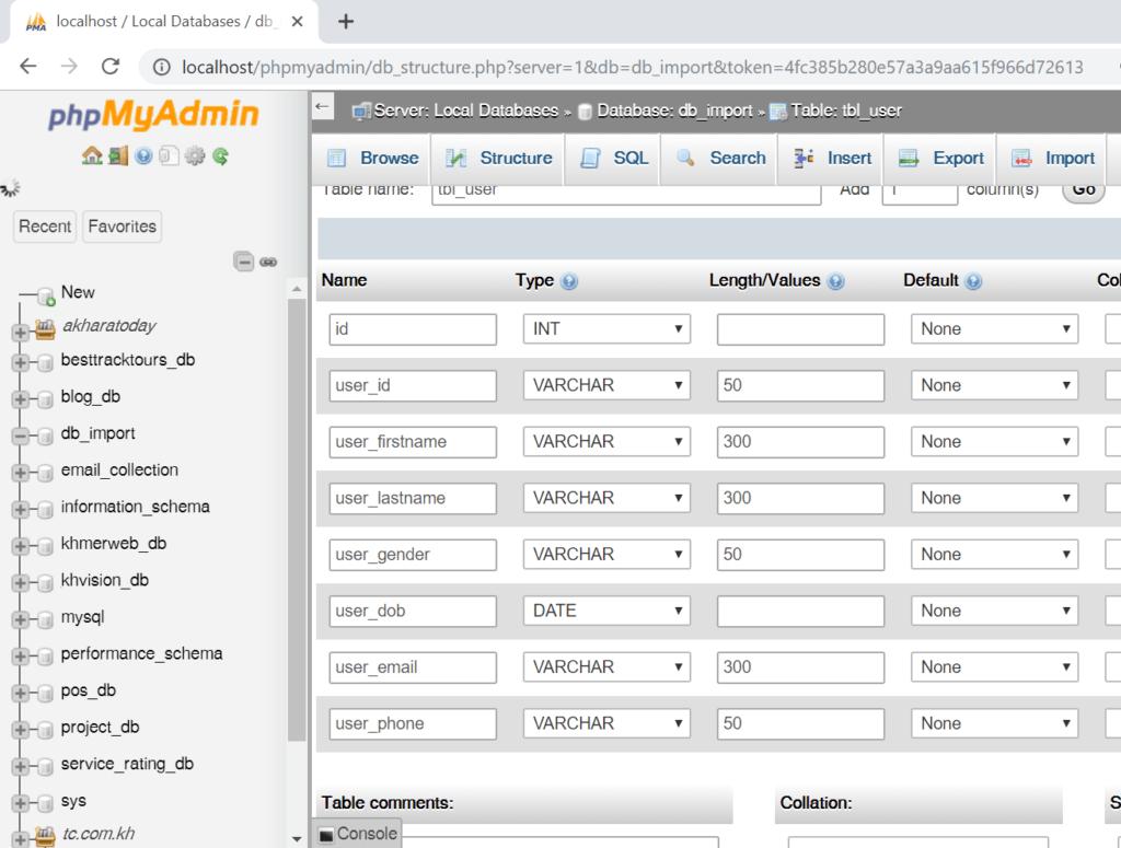 Generate Sql Insert Statement In Excel Worksheet To Run In
