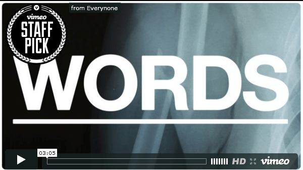 words video