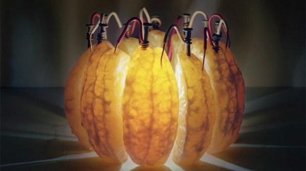 orange electricity