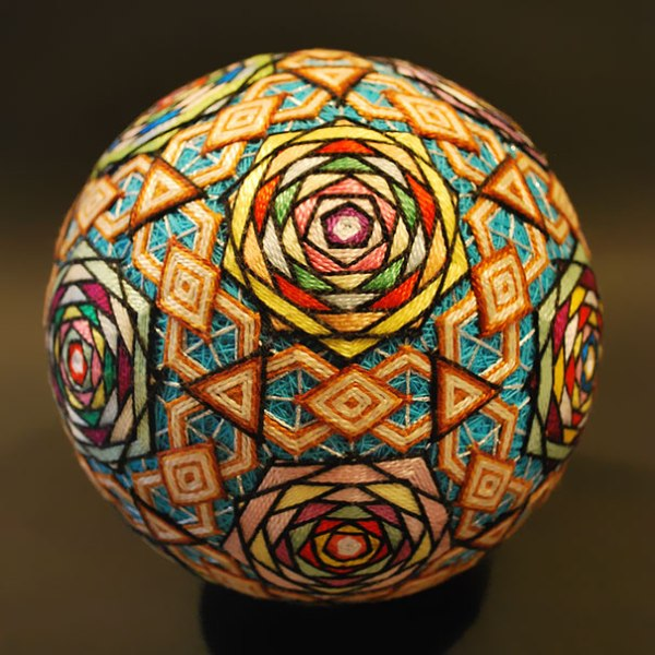 grandmother-embroidered-temari-balls-japan-8
