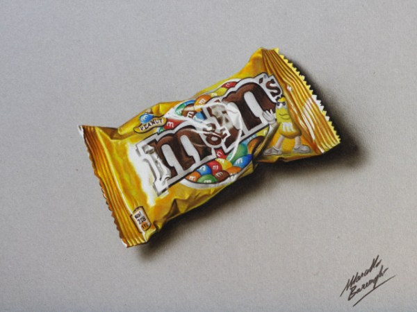 hyperrealistic drawings of everyday objects 4