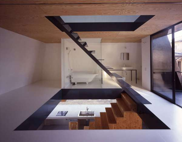 Experimental Japanese buildings 18