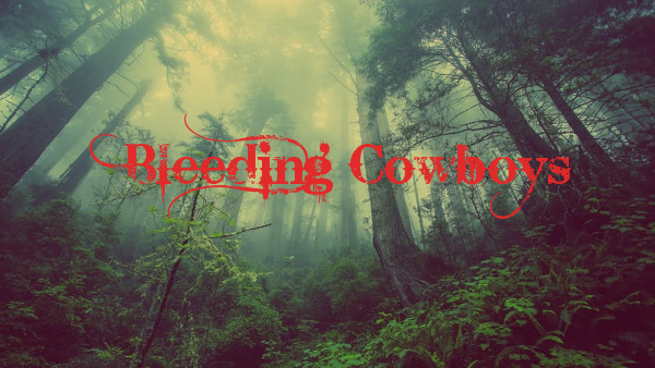 Bleeding Cowboys Font Free Download