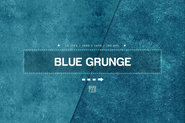 Grunge Backgrounds for Multi-Use