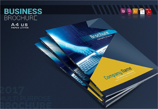Multipurpose Business Brochure Design