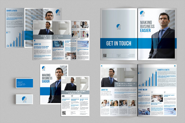 Corporate Conference Brochure