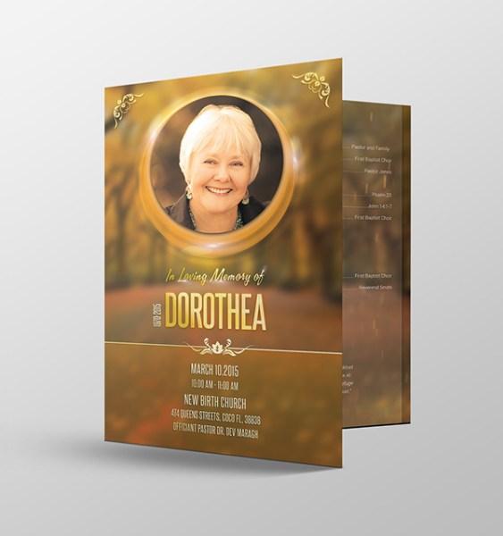 Classic Funeral Design Download