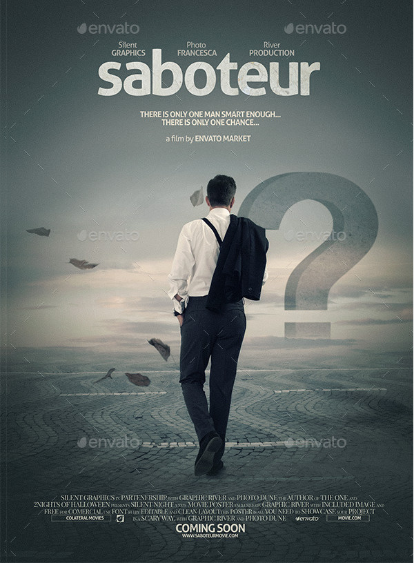 Drama Movie Poster Design