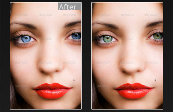Face Enhancement Brushes for Lightroom