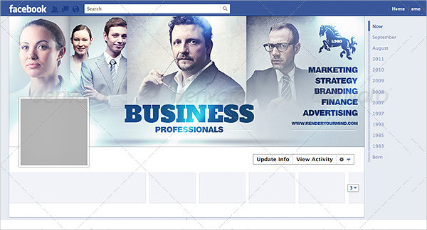 Facebook Timeline Cover For Business