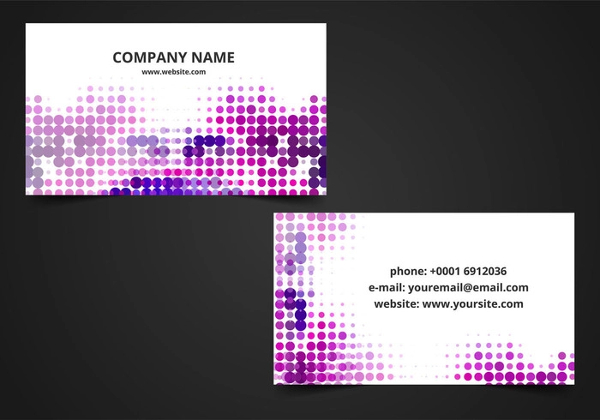 Free Download Visiting Cards Background