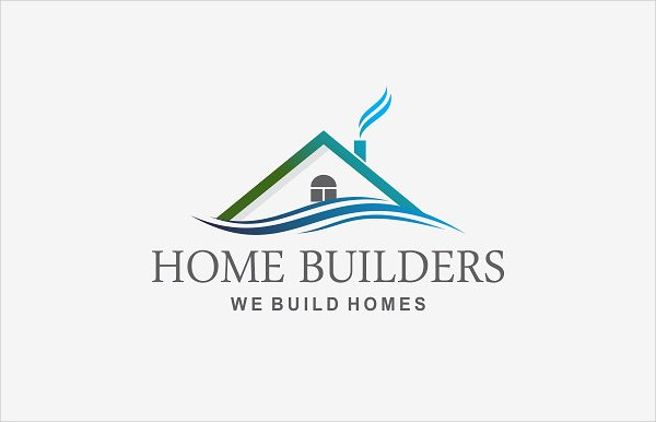 Home Builders Logo Template
