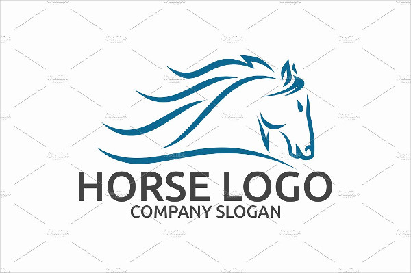 Horse Power Logos Template