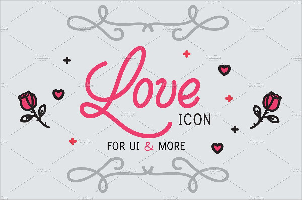 Best Love Icon Pack