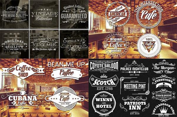 150 Beer Labels & Badges Bundle