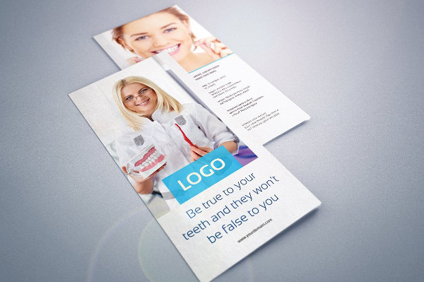 Awesome Dental Agency Brochure Template