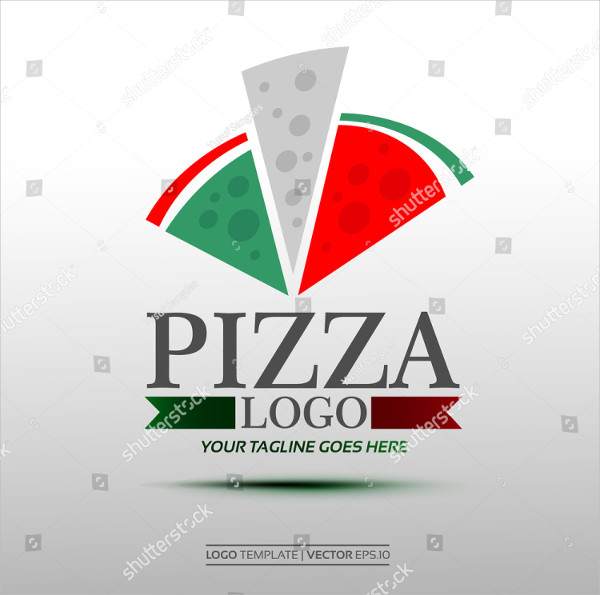 Classic Pizza Shop Logo Template