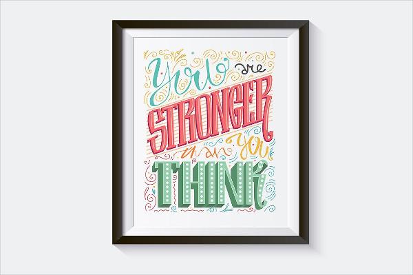 Framed Motivational Posters for Office