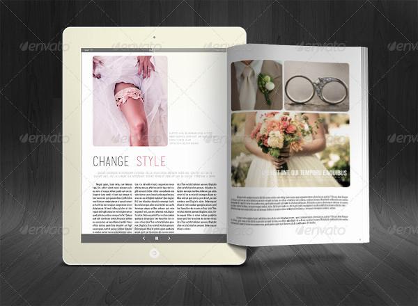 Wedding Agency Magazines Bundle