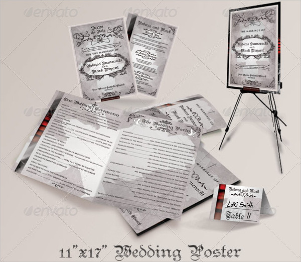 Wedding Templates Pack