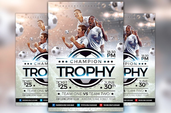 Sports Match and Event Design