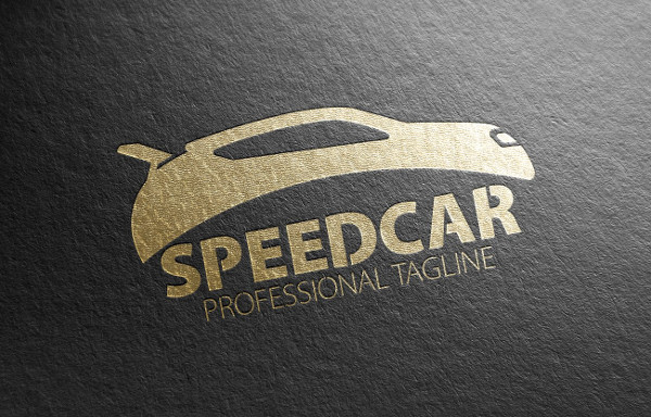 Professional Car Logo Template