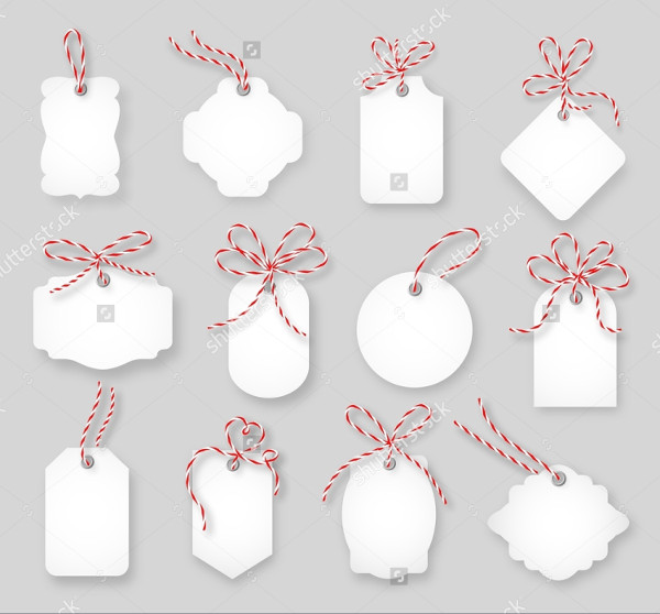 Price Tags and Gift Cards