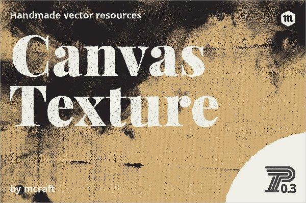 Handmade Canvas Texture Pack