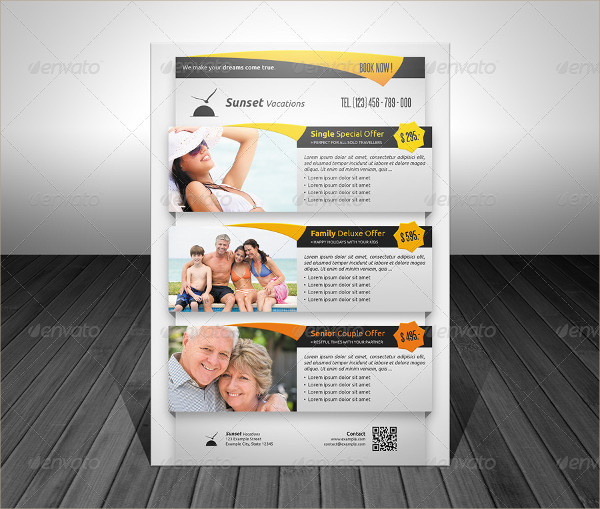 Big Product Business Flyers Bundle