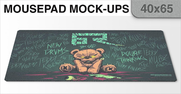 Customizable PSD Mockups Download
