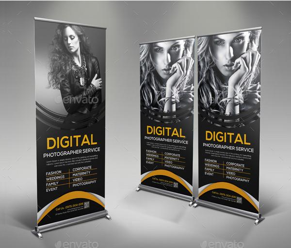 Fashion Photography Banner