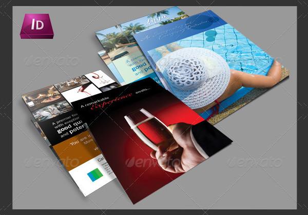 Eye Catching One Fold Brochure Design